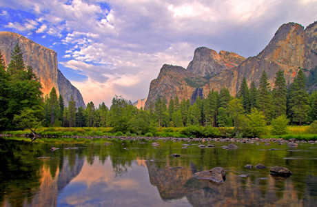 Yosemite Tour NorCal Destinations Guided Tours San Francisco California Wine County Napa Muir Woods Monterey Yosemite Groups